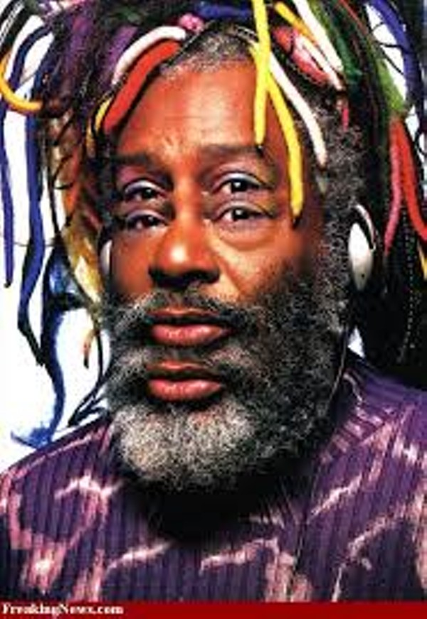 George Clinton And The P Funk Tour