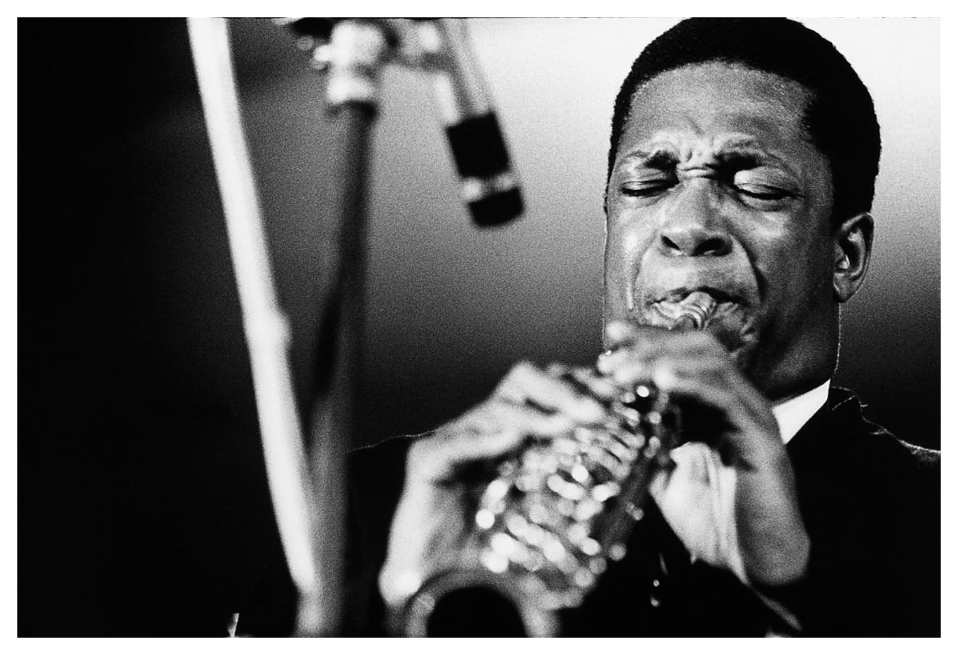 a brief analysis of the life and music of john coltrane
