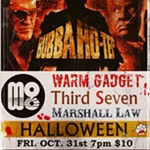 VTP+Halloween%21+Bubba+Ho-tep+film+w/MosleyWotta%2C+Third+Seven%2C+Warm+Gadget%2C+and+Marshall+Law