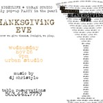 Thanksgiving+Eve