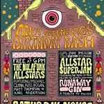 Andy+Greenberg+Birthday+Bash+w/+Runaway+Gin%2C+the+Nolafunk+Allstars+%26amp%3B+the+AGBB+Super+Jam