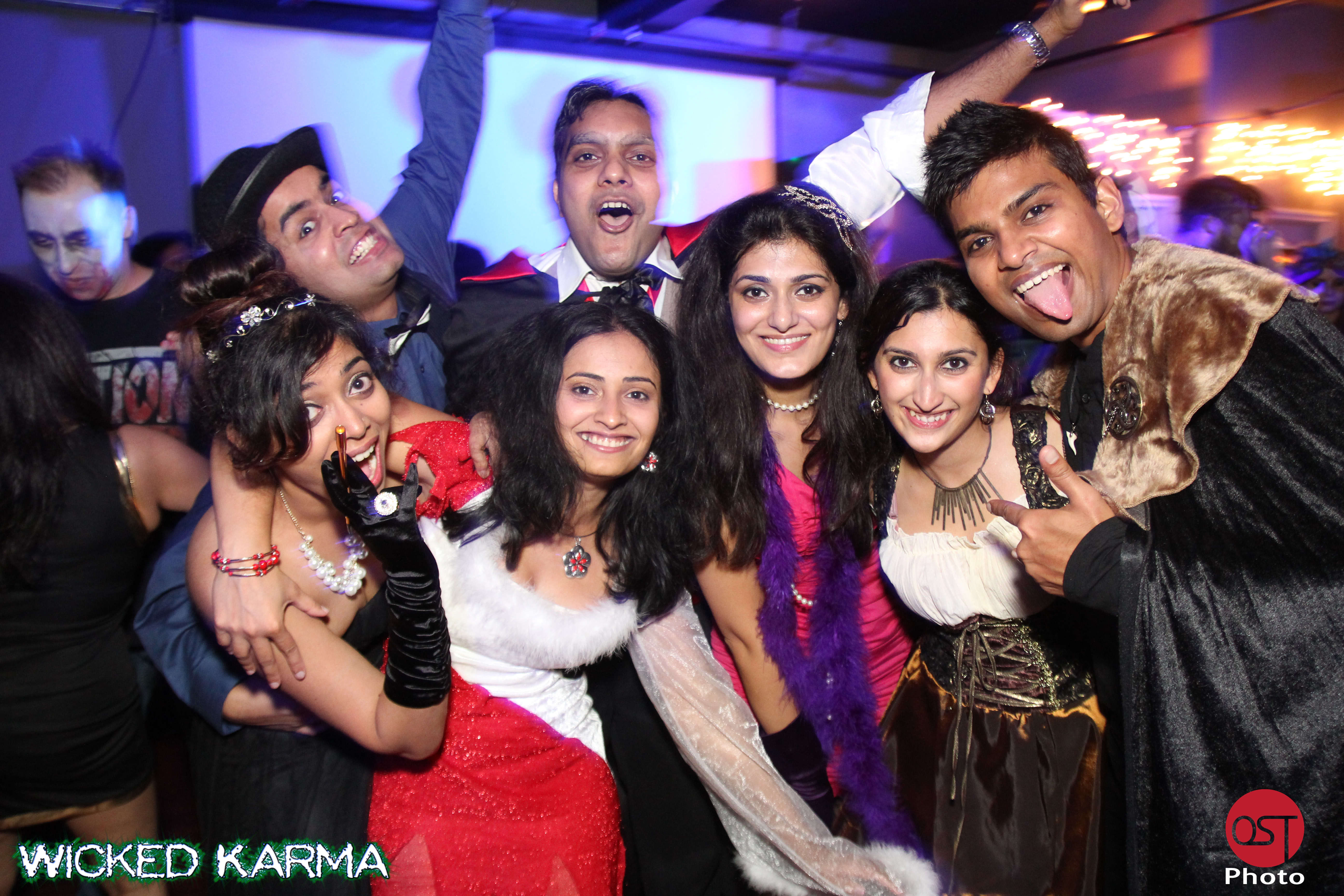 Bollywood SCREAM Halloween Party Tickets | Club Contour | Seattle ...