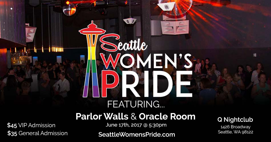 Seattle Women's Pride Music Festival 2017 Tickets | Q Nightclub | Seattle,  WA | Sat, Jun 17, 2017 from 5:30pm - 10pm (Pacific) | Stranger Tickets