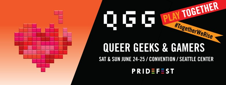 Queer Geeks And Gamers Game Table Reservations Tickets Seattle - Table 6 reservations