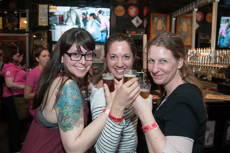 9ba3817600e5 Women In Beer at Pike Brewing Company