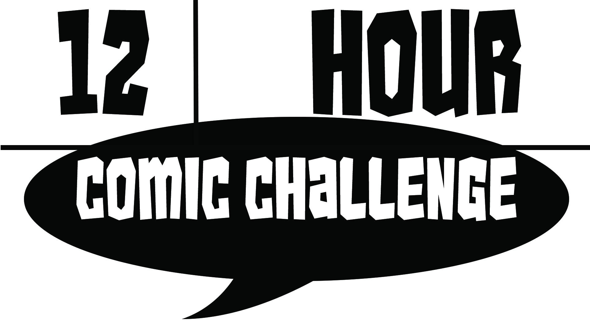 12 Hour Comic Challenge Tickets | Push/Pull | Seattle, WA