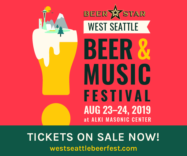 West Seattle Beer and Music Festival 2019 Tickets   Alki