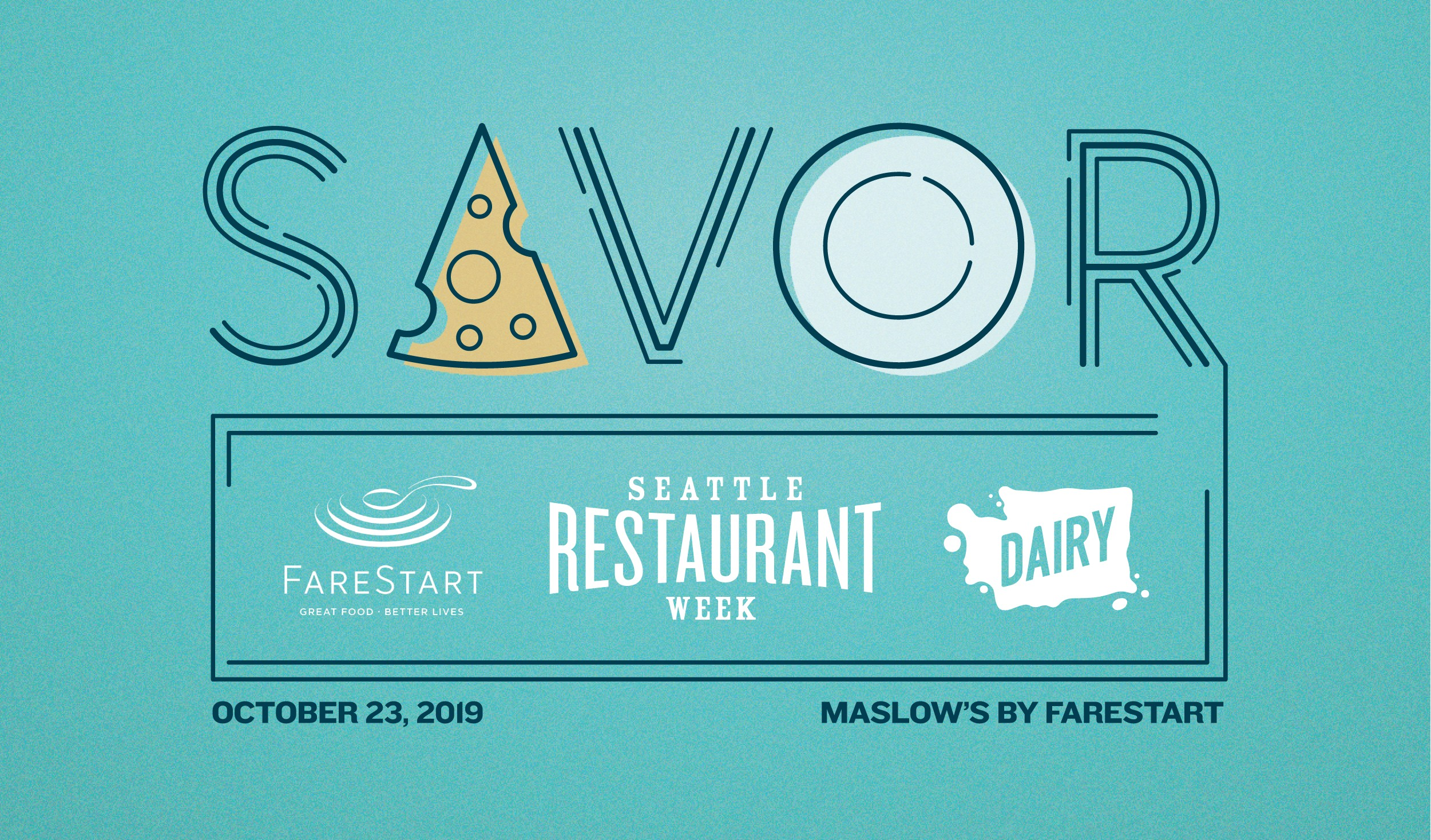 Savor Seattle Restaurant Week Tickets | Maslow's By Farestart | Seattle, WA | Early Access: 4:45 - 7:30 pm General Access: 5:30 - 7:30 pm | Stranger Tickets