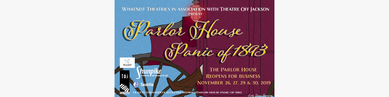 Parlor House: Panic of 1893