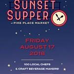 Sunset+Supper+at+Pike+Place+Market