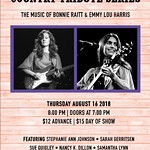 Great+Women+of+Country+Tribute+Series%3A+The+Music+of+Bonnie+Raitt+%26amp%3B+Emmy+Lou+Harris