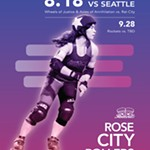 8/17+Rose+City+Wreckers+vs.+Jet+City+Aviators+Roller+Derby+Bout%21