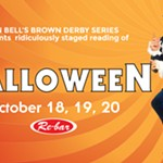 Ian+Bell%27s+Brown+Derby+Series+presents%3A+HALLOWEEN+-+THREE+NIGHTS+ONLY%21