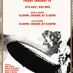 Dazed+and+Confused%3A+The+50th+Anniversary+of+Led+Zeppelin+I+%28Early+Show%29