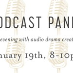An+Evening+with+Audio+Drama+Creators